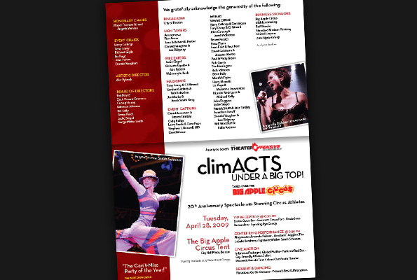 climACTS Invitation